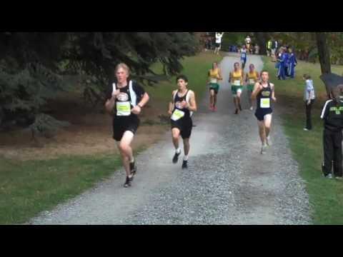 Ballard Cross Country vs Inglemoor & Bothell 9 16 09