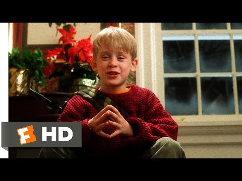 Home Alone (1990) - Thirsty for More? Scene (4/5) | Movieclips