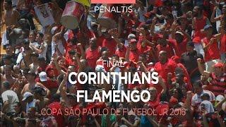 Siga - http://twitter.com/sovideoemhd Curta - http://facebook.com/sovideoemhd COPA SÃO PAULO DE FUTEBOL JÚNIOR 2016 Final Estádio Municipal Paulo ...