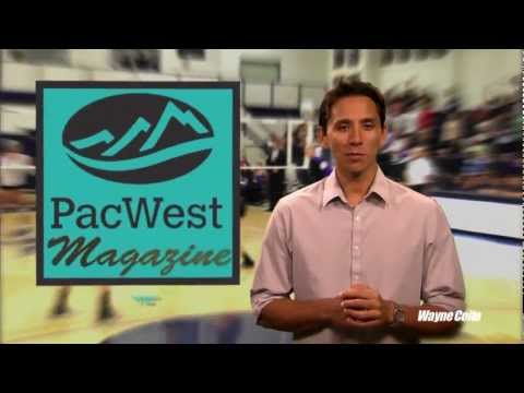 Promo for Nov. 20 episode of PacWest Magazine The Television Show