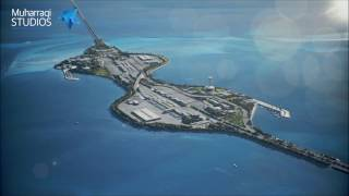 The Saudi Bahrain Bridge presentation Few months back we had constructed the KFC master plan entirely in 3D so that we can control the flow of cars on the ...