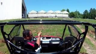 9. 2016 Honda Pioneer 1000-5 Test Drive by Mudd Man