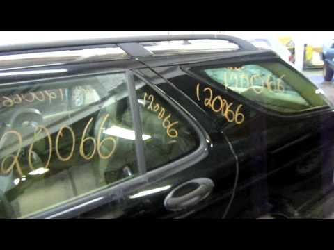 Parting out a 2003 Saab 9-5   120066
