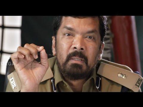 Prathinidhi Scenes - Police Enquiry About Manchodu Sreenu - Posani Krishna Murali