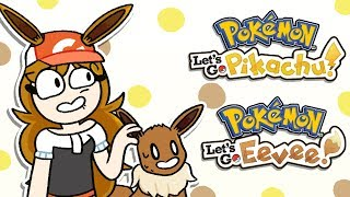 Pokemon Let's Go Pikachu & Eevee Thoughts Thingy