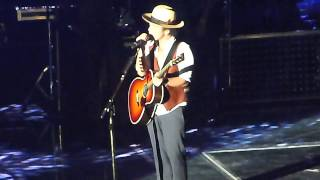 Bruno Mars ~ Nothing On You ~ Echo Arena Liverpool ~ 24/11/13