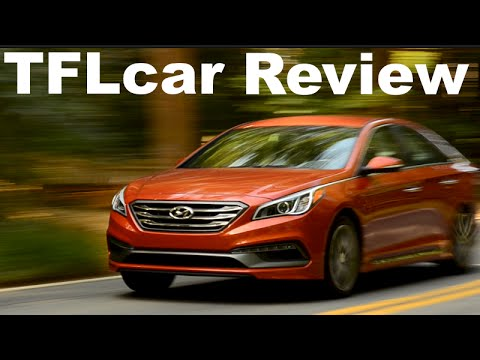 2015 Hyundai Sonata Turbo Review: More Style, Comfort & Car