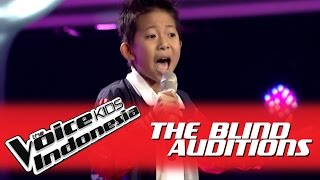 "Darren ""Terhebat"" I The Blind Auditions I The Voice Kids Indonesia 2016"