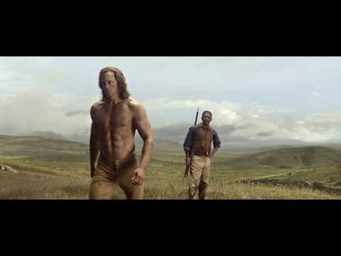 The Legend of Tarzan (2016) BLU-RAY EXTRAS — Gabon to the Screen
