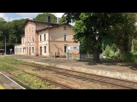 Wideo1: Zmiany na stacjach kolejowych we Wschowie i Starych Drzewcach
