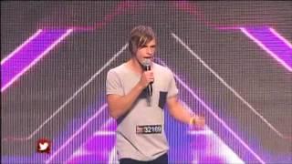 Trent Bell - Auditions - The X Factor Australia 2012 night 4 [FULL]