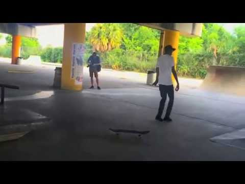 A Day At Parasite Skate Park || New Orleans