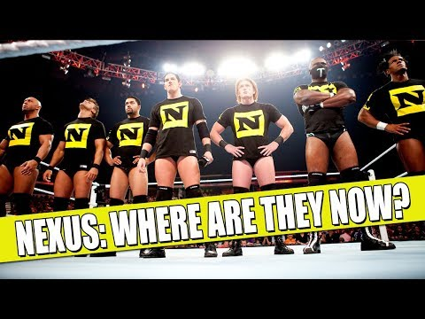 WWE Nexus Members: WHERE ARE THEY NOW? (2018)