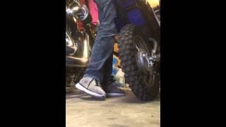8. Yamaha TTR90 rev limiter