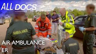 Video Air Ambulance ER: Helping a Golfer in Cardiac Arrest | Medical Documentary | Documental MP3, 3GP, MP4, WEBM, AVI, FLV Desember 2018
