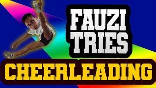 Video Fauzi Struggles with Cheerleading! MP3, 3GP, MP4, WEBM, AVI, FLV Maret 2019