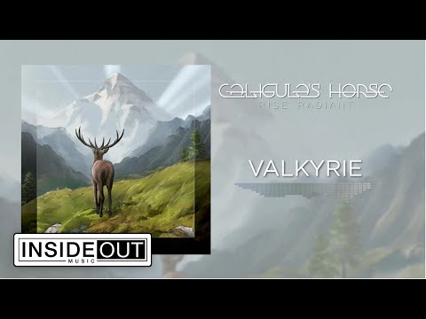 CALIGULA'S HORSE - Valkyrie (Listening Video)