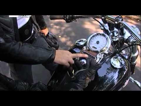 Тест Harley-Davidson Fatbob