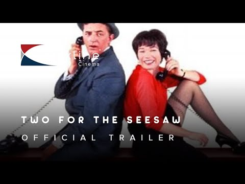 1962 Two For The Seesaw Official Trailer 1 MGM
