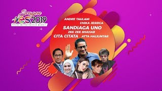 Video Live SANDIAGA UNO bersama ATTA HALILINTAR dalam event SRAGEN YES 2019 MP3, 3GP, MP4, WEBM, AVI, FLV Mei 2019