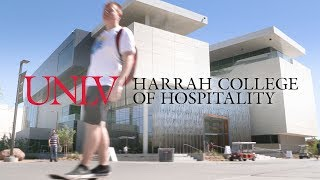 Support UNLV Harrah College of Hospitality