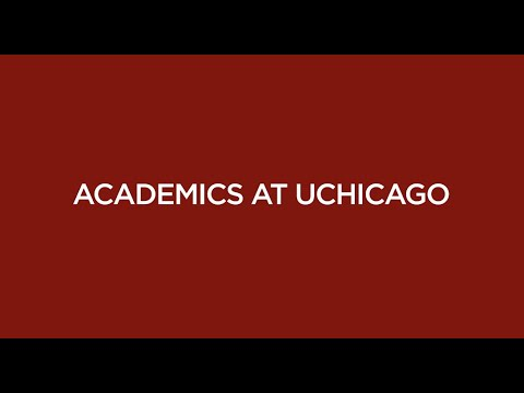 Student Panel | Academics at UChicago
