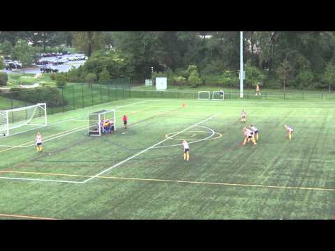FH: Goucher vs. Neumann Highlights - 9/6/14