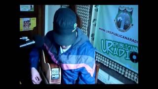 CACTOPUS EN UREPUBLICANARADIO - El Año del Tigre de Metal versión acústica