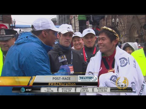 'Thank You Boston!': Yuki Kawauichi Grateful For Boston Marathon Crowd Support