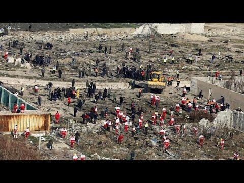Ιράν: Συνετρίβη αεροπλάνο Boeing 737 – Νεκροί όλοι οι επιβαίνοντες…