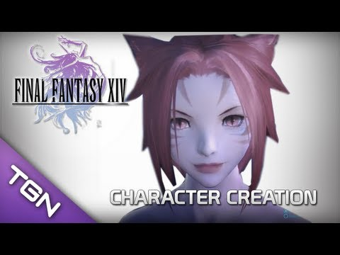 character creation - Download the benchmark client here: http://na.finalfantasyxiv.com/benchmark/index.html Pallytime takes you through the character creation system in the upcom...