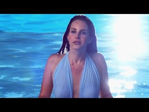 "Lana Del Rey's ""Shades of Cool"" Tragic Bikini Music Video?!"