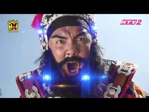Hài Tết 2016 - Thần Tài Mất Tích [Gala Hài HTV 2]
