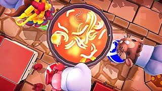 OVERCOOKED 2 Spring Festival Trailer (2020) PS4 / Xbox One / PC by Game News