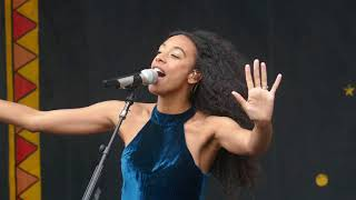 Been To The Moon-Corrine Bailey Rae-2017 New Orleans Jazzfest