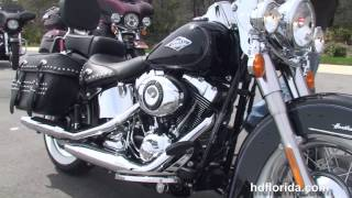 8. New 2014 Harley Davidson Heritage Softail Classic Motorcycles for sale - Perry, FL