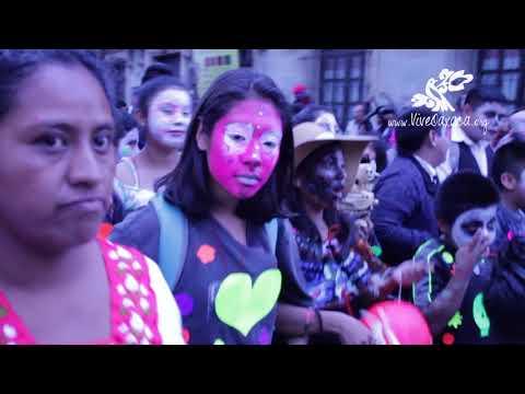 Día de Muertos 2017: Magna Comparsa de la Cd. de Oaxaca