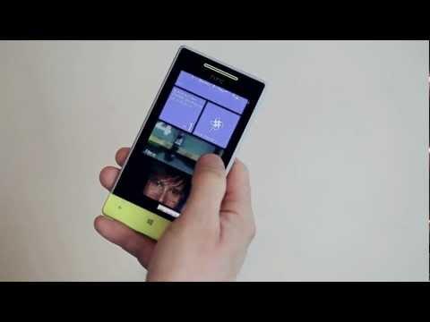 Windows Phone 8S by HTC w PLAY video test, recenzja telefonu blogplay.pl