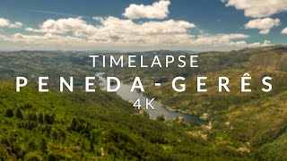 Geres Portugal  city photos : TIMELAPSE PENEDA-GERÊS 4K