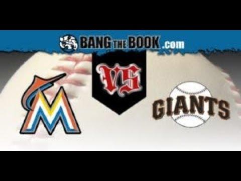 MVP Baseball 2019 on DTSSN - Ep 21 -  Marlins @ Giants
