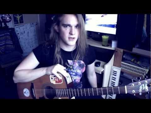 Tekst piosenki Mitchel Emms - Somebody that I used to know (Gotye cover) po polsku