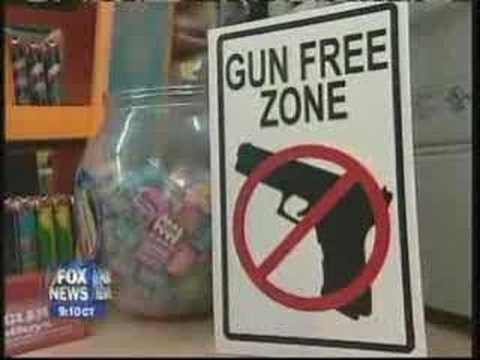 Video: WATCH:  Criminal Encounters 'Gun Free Zones'