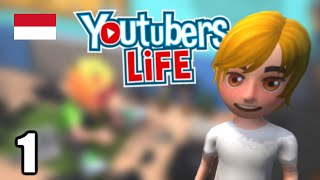 Video Youtubers Life Indonesia - Perjalanan Menjadi Youtubers Gaming! #1 MP3, 3GP, MP4, WEBM, AVI, FLV Oktober 2017