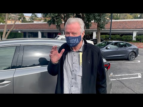 Jon Voight Speaks Out On The Fiasco At The U.S. Capitol Building