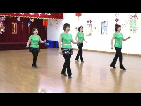 Ritmo – Line Dance (Dance & Teach) (by Ria Vos)