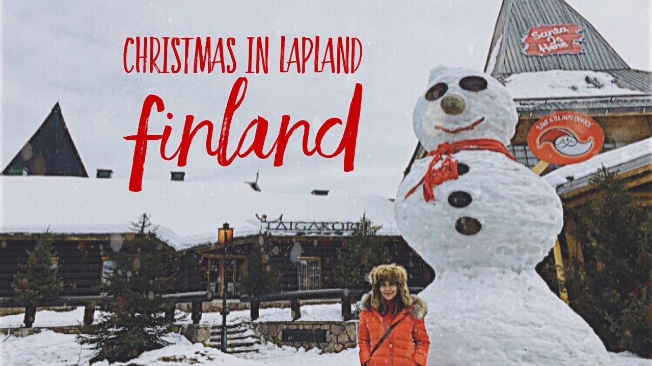 Christmas in lapland visit santa claus in the arctic circle all i met santa claus in the arctic circle solutioingenieria Choice Image