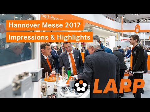 Lapp Group on the Hannover Fair Trade 2017 - Impressions & Highlights