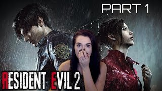 Video RESIDENT EVIL 2 REMAKE: LEON A (Part 1) Almost died on the first day! MP3, 3GP, MP4, WEBM, AVI, FLV Juni 2019