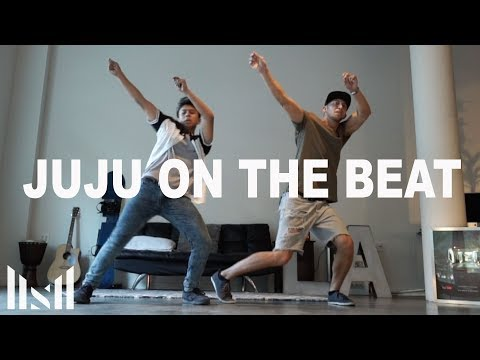 """""""JUJU ON THE BEAT"""" Dance   Matt Steffanina x Kenneth San Jose"""