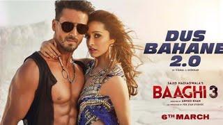 Video Baaghi 3: Dus Bahane 2.0 | Vishal & Shekhar FEAT. KK, Shaan & Tulsi Kumar | Tiger S, Shraddha K download in MP3, 3GP, MP4, WEBM, AVI, FLV January 2017
